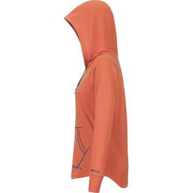 Marmot La Linea Pullover Mujer, mandarin mist